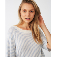 LEXINGTON AMBER KNITTED TEE