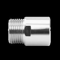 SodaStream / AGA Adapter rustfri - Krome