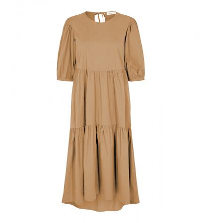 Cecilie Poplin Dress