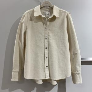Ivelina Cord Shirt