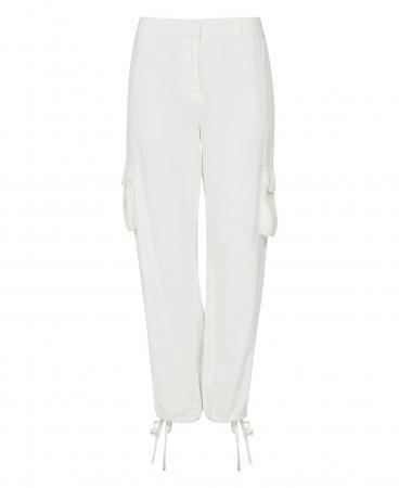 Miss Cargo trouser White