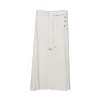 CREAM ValentinaCR Skirt