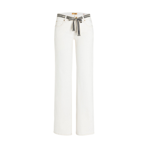 Tess Wide Leg White
