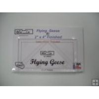 Bloc Loc Flying Geese Square Up Ruler 2