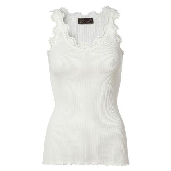 Babette singlet New White