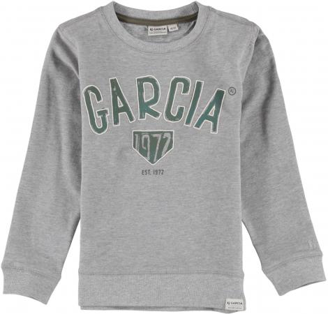 Garcia Kids Boys Sweat Grey Melee