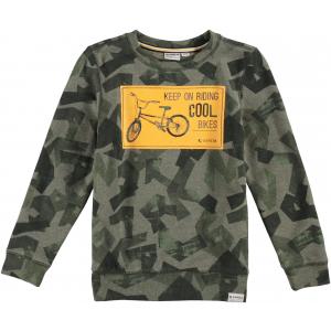 Garcia Sweatshirt Keep on riding Kids Boys Beetle
