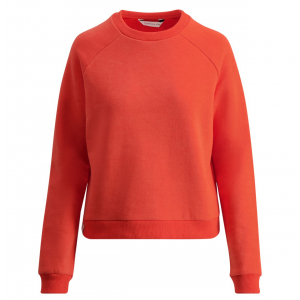 Comfy Red Crew Cotton