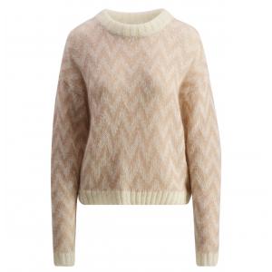 Minute Herringbone Sweater
