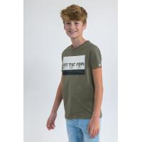 Garcia T-skjorte Off the Grid Teens boy Beetle