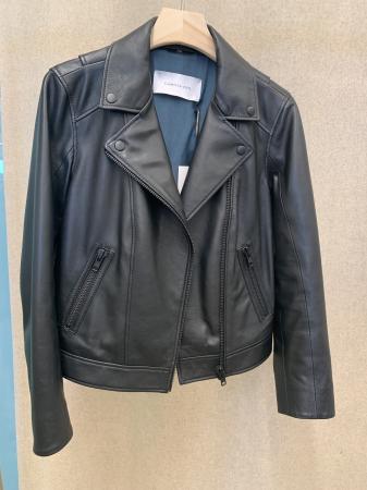 City Leather Jacket