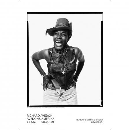 Plakat Richard Avedon-