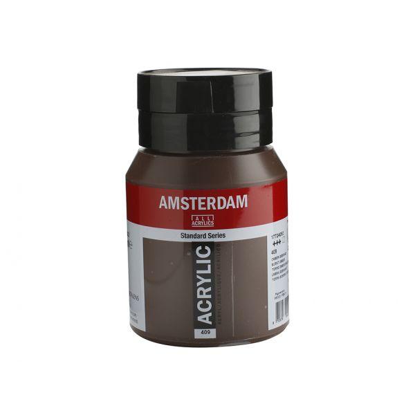 Amsterdam Standard 500ml – 409 Burnt umber