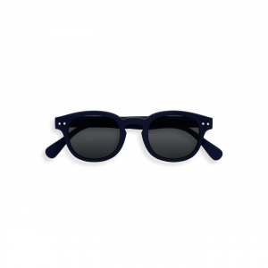 IZIPIZI - SOLBRILLE JUNIOR #C NAVY BLUE (5-10 ÅR)