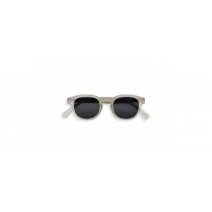 IZIPIZI - SOLBRILLE JUNIOR #C DEFTY GREY (5-10 ÅR)