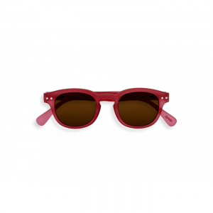 IZIPIZI - SOLBRILLE JUNIOR #C SUNSET PINK (5-10 ÅR)