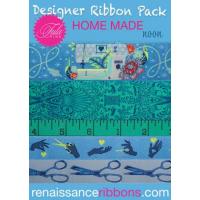 Tula Pink Home Made Noon Designer Ribbon Pack