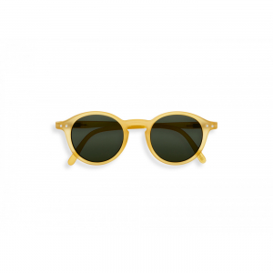 IZIPIZI - SOLBRILLE JUNIOR #D YELLOW HONEY (5-10 ÅR)