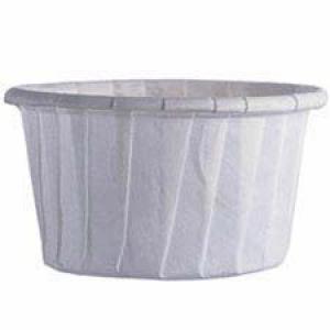 Muffinsform Nut Cup 3,5 cm Hvit , 36 stk