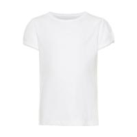 Ditte T-skjorte mini Hvit
