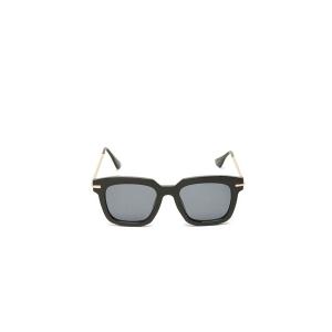 Solbriller svart edge/ sølv