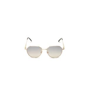 Solbriller sølv kantete