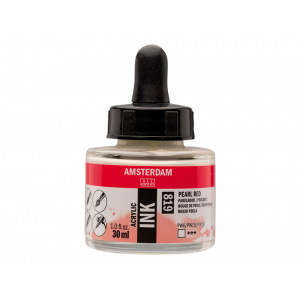 Amsterdam Ink 30ml – 819 Pear Red