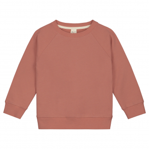 GRAY LABEL - CREWNECK SWEATER FADED RED