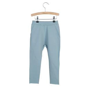 LITTLE HEDONIST - BAGGY PANTS LOU BLUE FOG