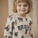 Geddie genser Tigerprint