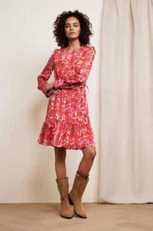Bonnie Dress FlowerCurtain