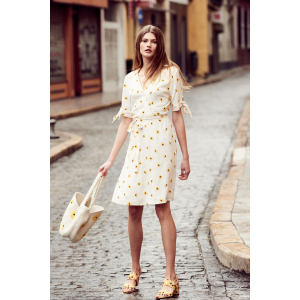 Emily Dress Sunny Flower