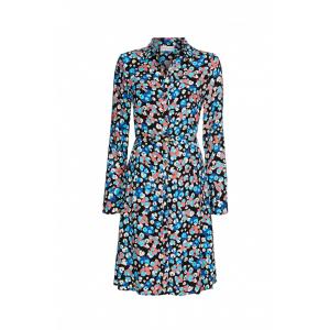 Hayley Dress Riviera Blue
