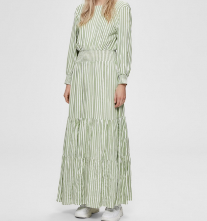 Violet Ancle Dress