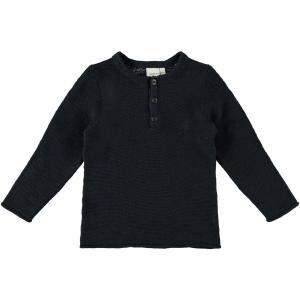 Fivo strikket genser Mini Dark Sapphire