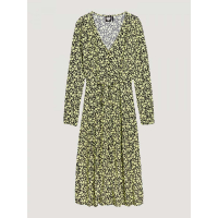 CATWALK JUNKIE Lime Flowers Dress
