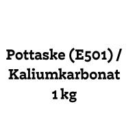 Pottaske 1 kg (99.5%)