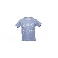 Salto t-shirt baby Fisker