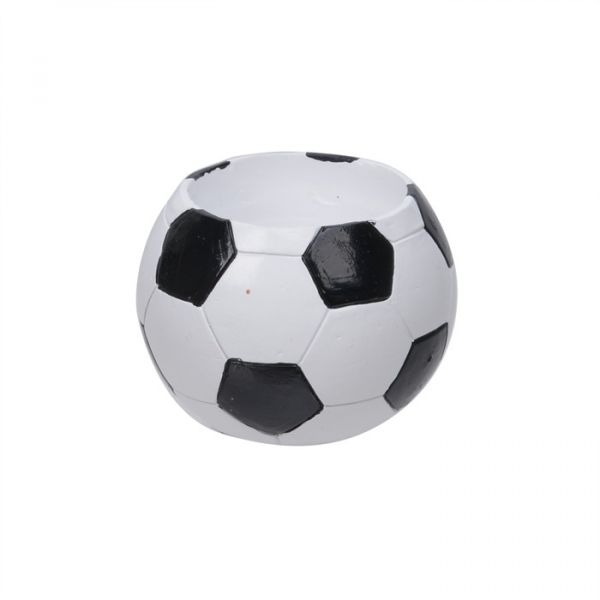 Fotball telysholder - D5.5 cm -