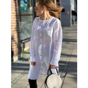 Trevy shirt white
