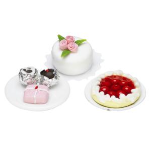Miniatyrkit Kaker&bakverk 3pk
