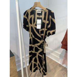 Leyla Wrap Dress