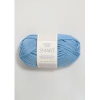 Smart garn lyseblå 5904