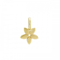 MAGNOLIA PENDANT GOLDPLATED SILVER