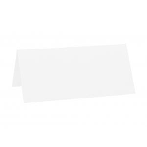 Staz Bordkort – 100x89mm 20stk – 00 Hvit