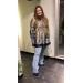 ML Anisa shirt dress ML1181