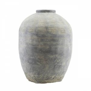 Rustic Concrete Vase