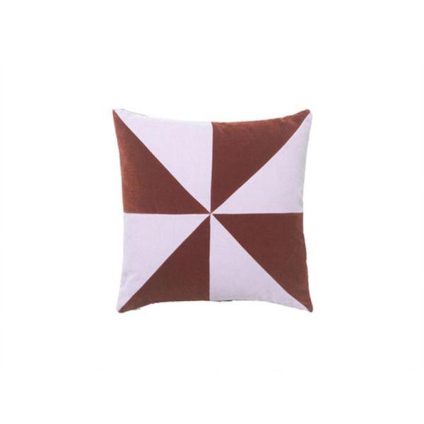 40x40 Suki - Lavender/White