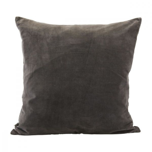 Pillowcase Velvet - Grey