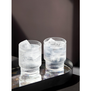 Ripple Glass - 4pk
